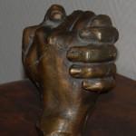 Végh Ildikó: Kéz