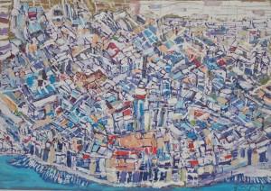 Bihon Győző: Kikötő