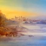 Benkovits György vízfestő