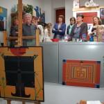 Jávor Piroska kortárs festő