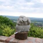 Pistyur Imre szobra