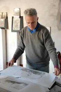 Tzortzoglou Georgiosműtermében