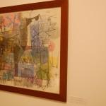 Gy. Molnár István festménye az Adventi Nyílt Lakástárlaton