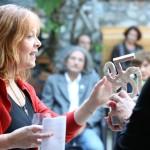 Fehrenthei Henriette bemutatja a Tárlatot