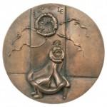 Ligeti Erika szobrászművész