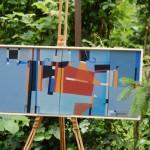 Jávor Piroska festménye