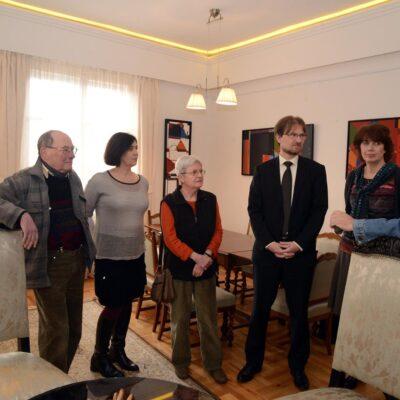 Jávor Piroska, Asszonyi Tamás, Tzortzoglou Jorgosz