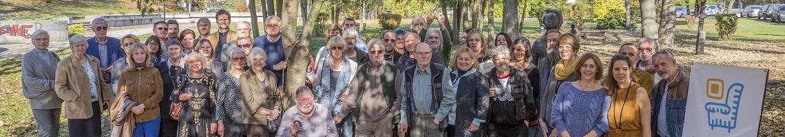 magyar képzőművészek, kortárs festők, szobrászok szentendrei tárlata